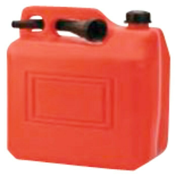 Bidón tipo Jerry Can 20 l (Rojo)