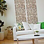 AS Creation 3D-Designpanel pop.up (Bruchstein, Beige/Braun/Creme, 52 cm x 2,5 m)