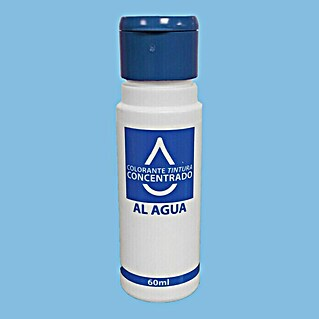 Colorante Concentrado al agua (Azul, 60 ml)(Azul, 60 ml)