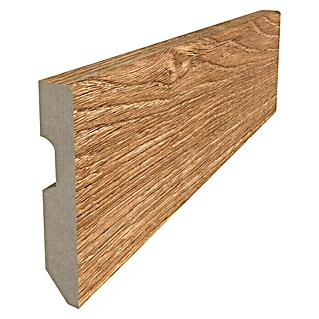 Zócalo Roble Thermo (2,44 m x 15 mm x 80 mm)(2,44 m x 15 mm x 80 mm)