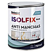 Beissier Pintura antimanchas Isolfix Plus (Blanco, 750 ml, Mate)