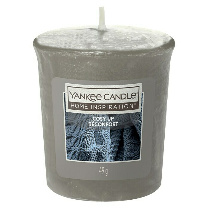 Yankee Candle Home Inspirations Votivkerze (Cosy Up, 49 g) -