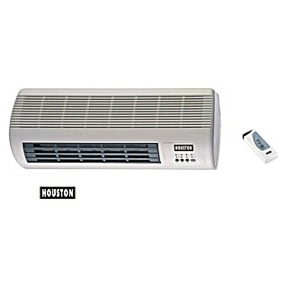 Houston Calefactor cerámico 7HS (2.000 W, Blanco, 51,5 cm x 11,8 mm x 19,5 cm)(2.000 W, Blanco, 51,5 cm x 11,8 mm x 19,5 cm)