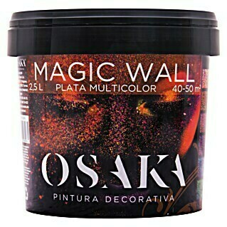 Osaka Barniz brillante acrílico Magic Wall (Multicolor, 2,5 l, Brillante)(Multicolor, 2,5 l, Brillante)