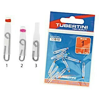 Tubertini Conectores Attacco Snapp 55B12 (10 uds.)(10 uds.)