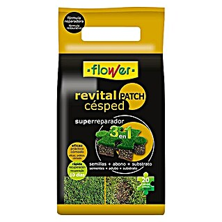Flower Reparador de césped Revital Patch (1,5 kg)