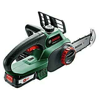 Bosch 18 V Power for All Accukettingzaag UniversalChain 18 (18 V, Li-ion, 1 accu, Lengte zaagblad: 20 cm)