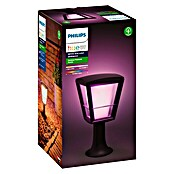 Philips Hue LED-Sockelleuchte White & Color Ambiance Econic (1-flammig, 15 W, Lichtfarbe: Bunt, IP44)
