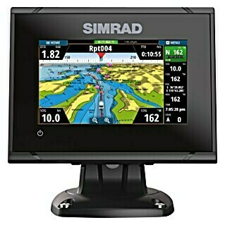 Simrad Fishfinder & GPS-Kartenplotter Go5 XSE ROW (Geber: Active Imaging 3-in-1-Geber, Bildschirmtyp: 5″/127 mm TFT Super Wide View)(Geber: Active Imaging 3-in-1-Geber, Bildschirmtyp: 5″/127 mm TFT Super Wide View)