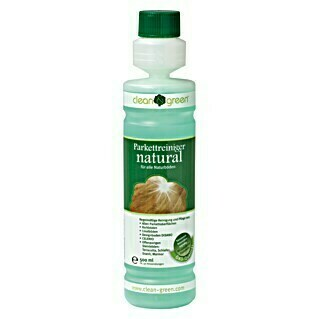 Clean & Green Parkettreiniger natural (500 ml)