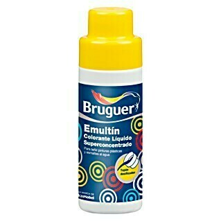 Bruguer Colorante Emultín (Amarillo limón, 50 ml)(Amarillo limón, 50 ml)