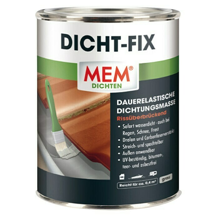 MEM Dicht-Fix (750 ml, Bitumenfrei) - 500221