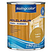 swingcolor Holzlasur (Kiefer, 750 ml, Seidenmatt)