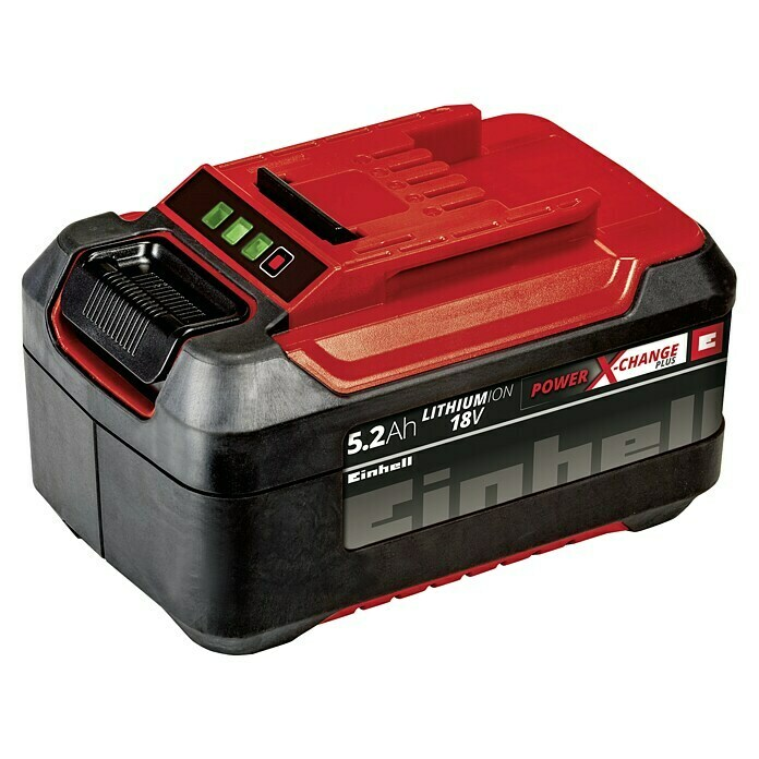 Einhell Power X-Change Akku PXC-Plus (18 V, 5,2 Ah)