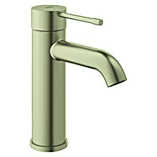 Grohe Essence New Waschtischarmatur S-Size (Ohne Zugstange, Nickel, Matt)