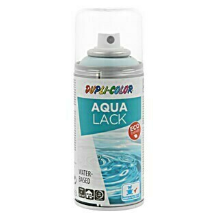Dupli-Color Aqua Lackspray (Seidenmatt, 150 ml, Eisblau)