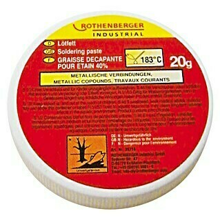 Rothenberger Industrial Fundente (20 g)(20 g)