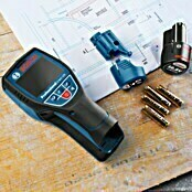 Bosch Professional Detector Wallscanner D-tect 120 (Detectiediepte: Max. 120 mm staal)