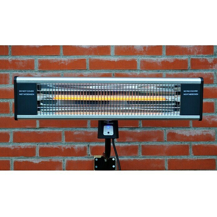 Sunred Wandheizstrahler Wall (1.800 W, Carbon Fibre)