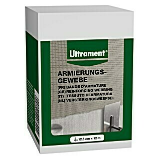 Ultrament Armierungsgewebe Do it (12 m x 12,5 cm)