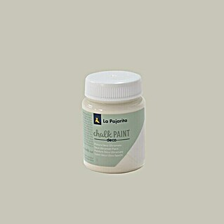 La Pajarita Pintura de tiza Chalk Paint Sweet cream (75 ml, Mate)(75 ml, Mate)