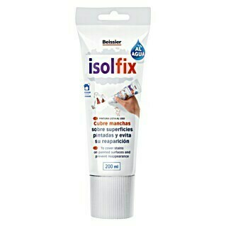 Beissier Pintura antimanchas Isolfix (Blanco, 200 ml, Mate)