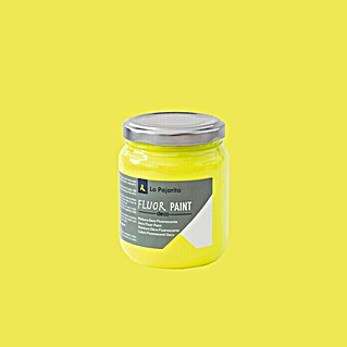 La Pajarita Pintura Fluor Paint Yellow (175 ml)(175 ml)