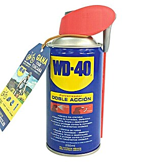 WD-40 Lubricante Doble Acción (250 ml)(250 ml)