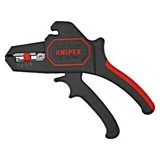 Knipex Abisolierzange (Länge: 180 mm, Material Griff: Kunststoff)(Länge: 180 mm, Material Griff: Kunststoff)