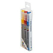 mtn Rotuladores Water Based 3MM 3 colores (Multicolor)