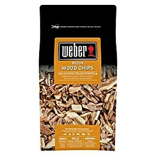 Weber Räucherchips (Buche, 700 g)