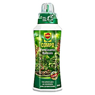 Compo Fertilizante para jardín Bonsáis (500 ml)(500 ml)