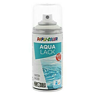 Dupli-Color Aqua Lackspray (Seidenmatt, 150 ml, Cremeweiß)