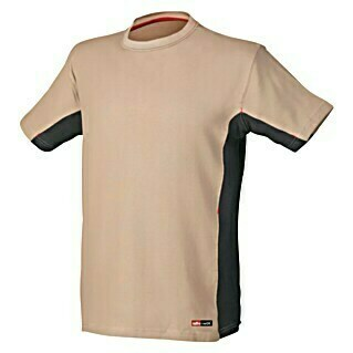 Industrial Starter Stretch Camiseta (Beige, XL)(Beige, XL)