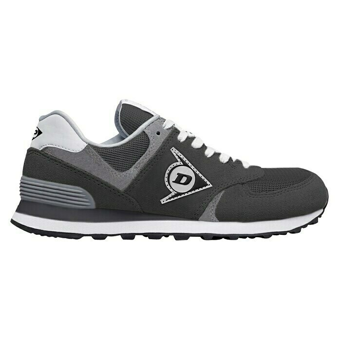 Dunlop Zapatillas Flying Wing (Gris oscuro, 42)