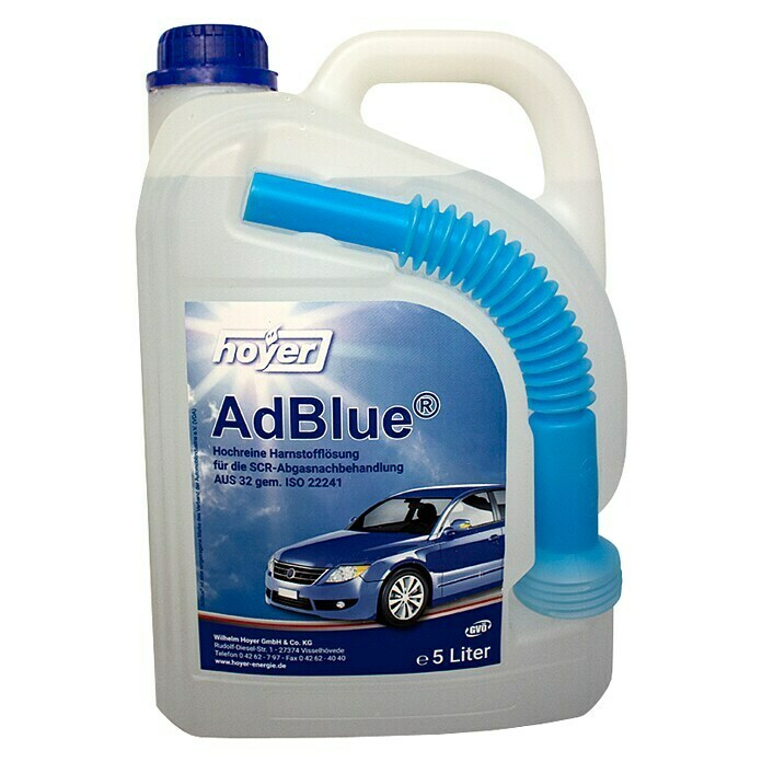 Hoyer AdBlue Station (5 l) -