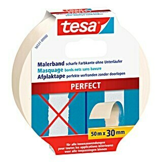 tesa Malerband Perfect (50 m x 30 mm)(50 m x 30 mm)