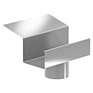 Sarei Piccolo Afvoerset (Nominale breedte: 70 mm, Aluminium, Naturel)(Nominale breedte: 70 mm, Aluminium, Naturel)