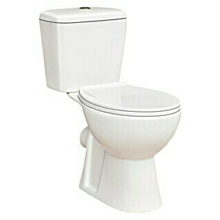 Pack de WC Bahia (Salida WC: Horizontal, Blanco)(Salida WC: Horizontal, Blanco)