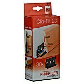Profiles and more Plintclips Clip-Fit CH23 (30 stk.)