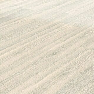 Decolife Vinylboden Polar Oak (1.220 x 185 x 10,5 mm, Landhausdiele)