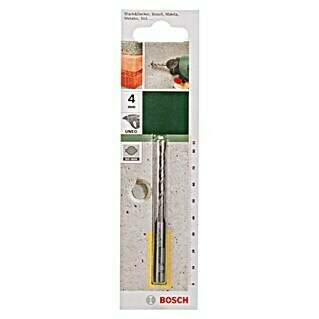 Bosch Broca para hormigón SDS-Quick (Diámetro: 4 mm, Largo: 85 mm)(Diámetro: 4 mm, Largo: 85 mm)