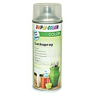 Dupli-Color Color Lackspray Klarlack (Matt, 400 ml, Farblos)(Matt, 400 ml, Farblos)