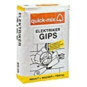 Quick-Mix Elektrikergips (25 kg)