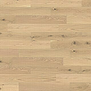 Living by Haro Parquet Roble Blanco (1.085 x 180 x 12 mm, Efecto madera campestre)(1.085 x 180 x 12 mm, Efecto madera campestre)