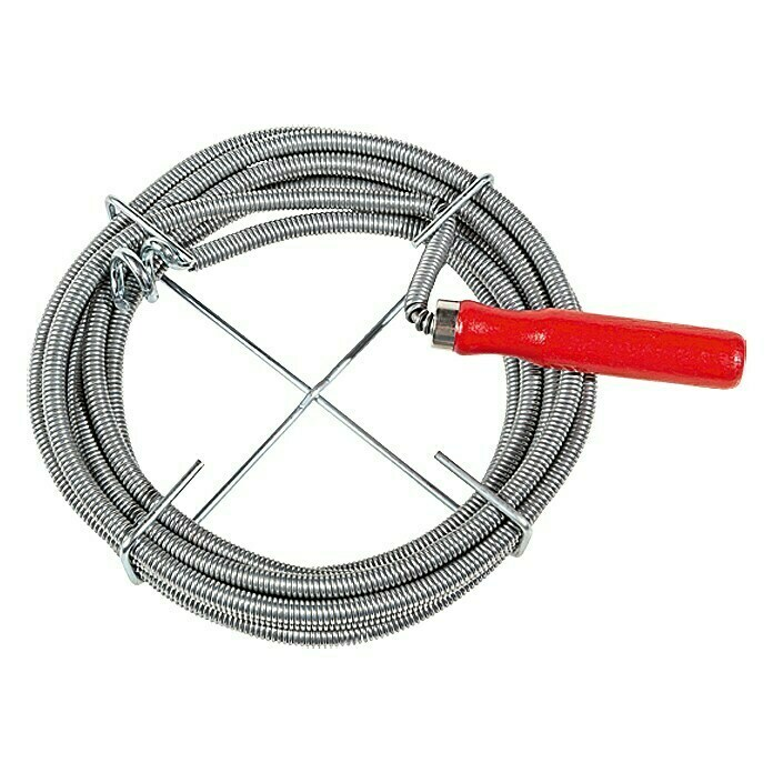 Alpha Tools Ontstoppingsveer (5 m, Diameter: 9 mm)