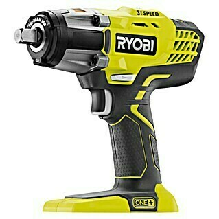 Ryobi ONE+ Accuslagschroevendraaier R18IW3-0 (18 V, Li-ion, Excl. accu, Max. draaimoment: 400 Nm, Onbelast toerental: 0 tpm - 2.900 tpm)