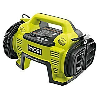 Ryobi ONE+ Compresor de batería R18I-O (Iones de litio, Presión: 10,3 bar)(Iones de litio, Presión: 10,3 bar)