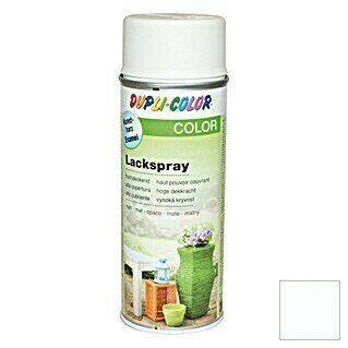 Dupli-Color Color Lakspray RAL 9010 (Zuiver wit, Mat, 400 ml)