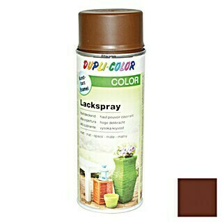 Dupli-Color Color Lakspray RAL 8011 (Notenbruin, Mat, 400 ml)
